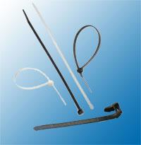 Стяжка кабельная и подвес к тросу