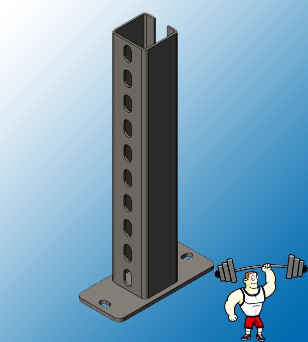 Монтажная система для высоких нагрузок
